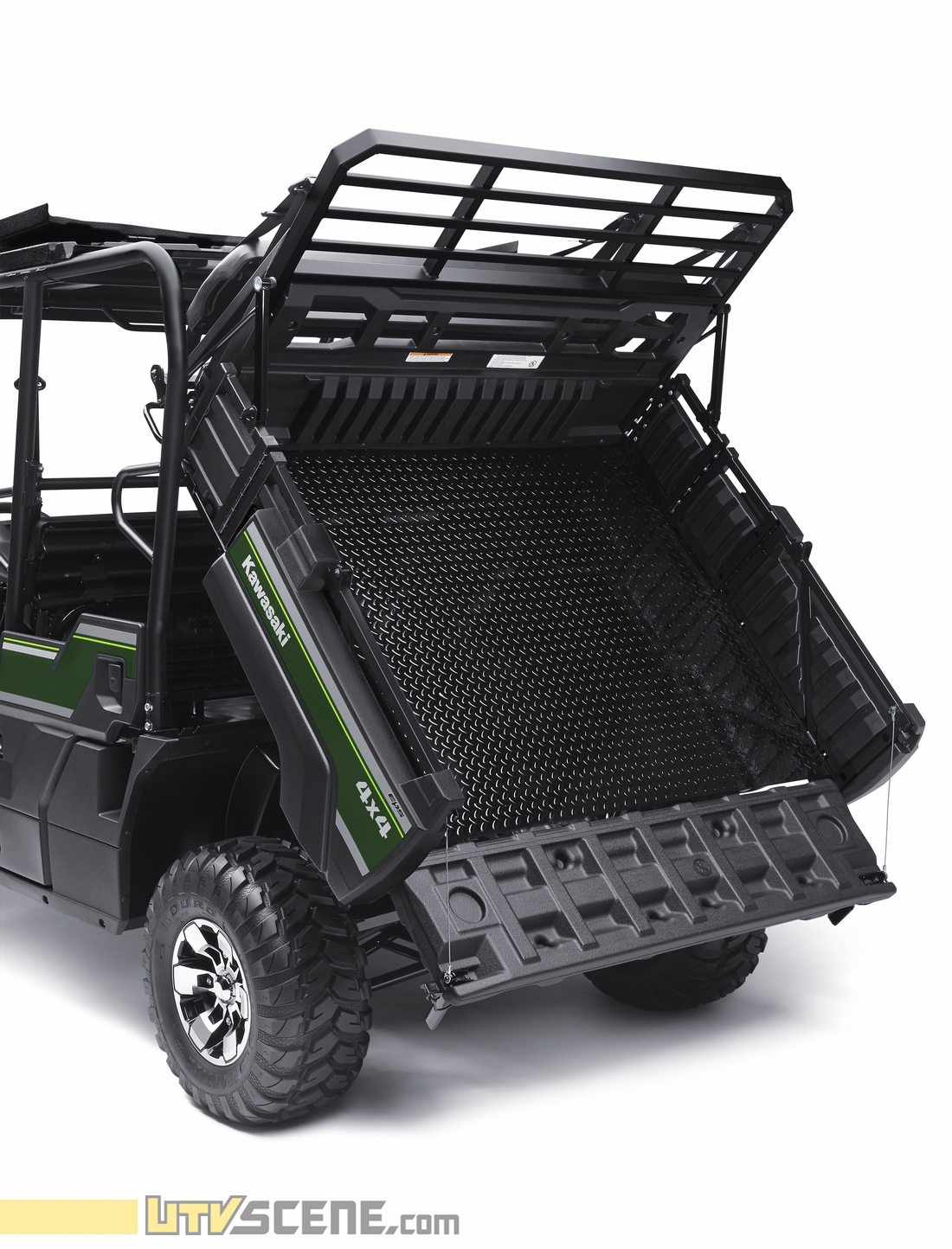 Amazing photo of 2015 Kawasaki Mule Pro FXT Ride Review UTV Scene Magazine with #B59816 color and 1100x1444 pixels