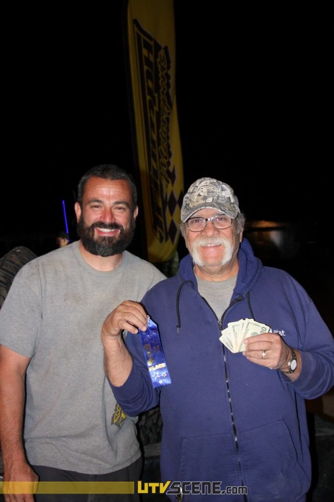 Winner of the $60 Cash prize for the best Chili - Uncle Dan!