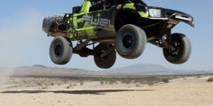 Dana Nicholson will race his Lazer Star equipped Toyota trophy truck in BITD and Lucas Oil races this year.