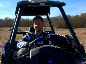 Congrats to Dirt Wheels' Cain Smead for winning the first-ever ACE GNCC Race. For winning, Polaris awarded him a 2015 Polaris ACE 570!