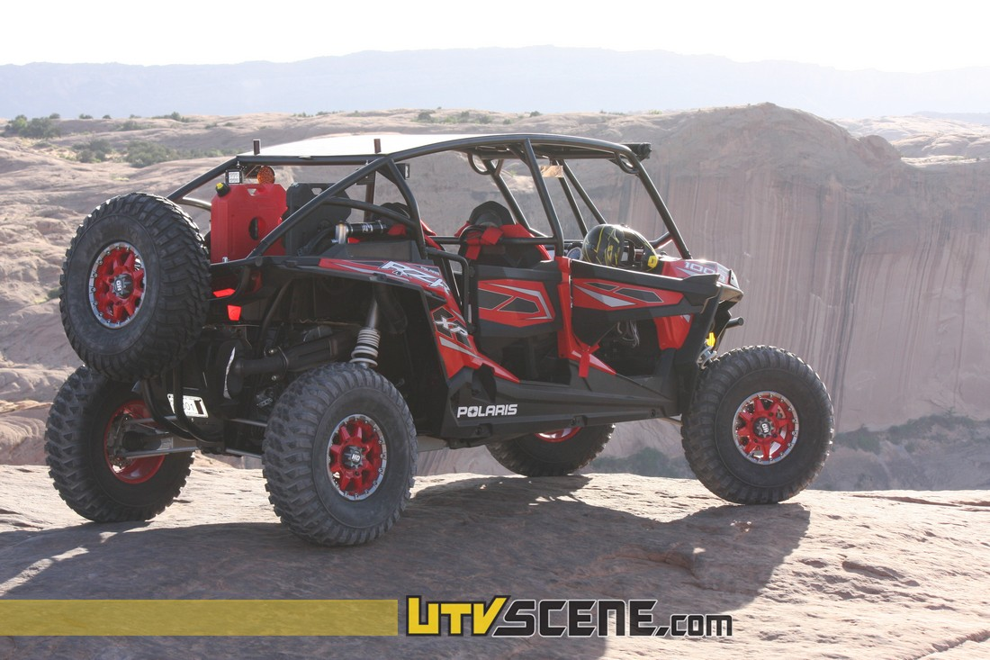 We recommend 'Rally on the Rocks' to anyone who is a UTV enthusiast and looking for a beautiful and eventful adventure vacation! For those who don't wish to haul their UTV to Moab there are plenty of UTV rental companies ready to provide you with one. Moab Utah is a huge playground for UTVs, ATVs, Jeeps, Mountain bikes, and so much more. Moab has a population of just over 5000 people but provides a vast array of amenities. Everything from Hotels and Motels to RV campgrounds & even more primitive tent camping is available. Moab is well prepared for tourism, with more than fifty hotels, motels, condos, and bed and breakfast inns. There is also a vast array of restaurants and markets as well. Be sure to plan your adventure to Moab and Rally On The Rocks! This is a 'can't miss event' and registration filled up early this year so don't delay after registration opens. We promise that you won't be disappointed and the beautiful sights and high adventure of all of the events shouldn't be missed!