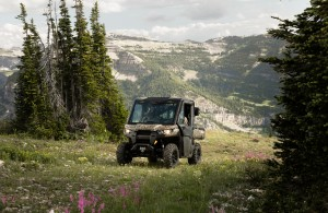 Defender XT CAB Camo-Trail