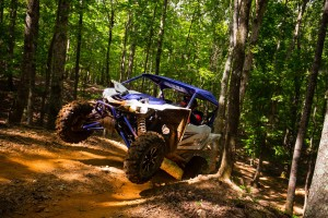 It's something you can't take a picture of, but worth mentioning. Yamaha brings reliability to the sport SxS segment. Yamaha SxS vehicles have a reputation of being the most durable and off-road capable in the industry, the new YXZ1000R SS continues this tradition.