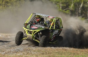 Two-time GNCC XC1 Pro UTV champion and Can-Am Maverick side-by-side pilot Kyle Chaney, who already notched a podium finish at the opening GNCC UTV race, returns for 2017 after finishing in the runner-up position last year.