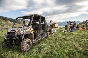 2018 Ranger Crew XP1000 EPS in Camo
