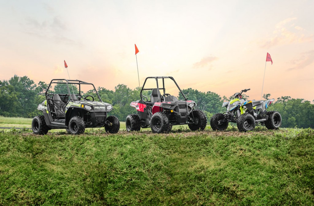 Polaris Atv Youth >> Polaris Announces New Products and Innovation for 2018 Lineup - UTV Scene Magazine