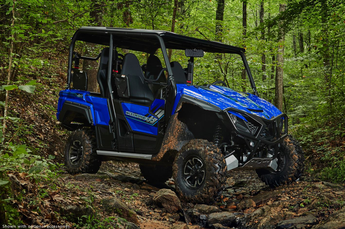 All new yamaha wolverine x4 now available at dealerships for Yamaha wolverine x4