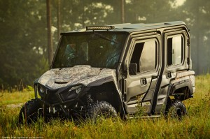2018 Wolverine X4 - Camo with Exclusive Cab