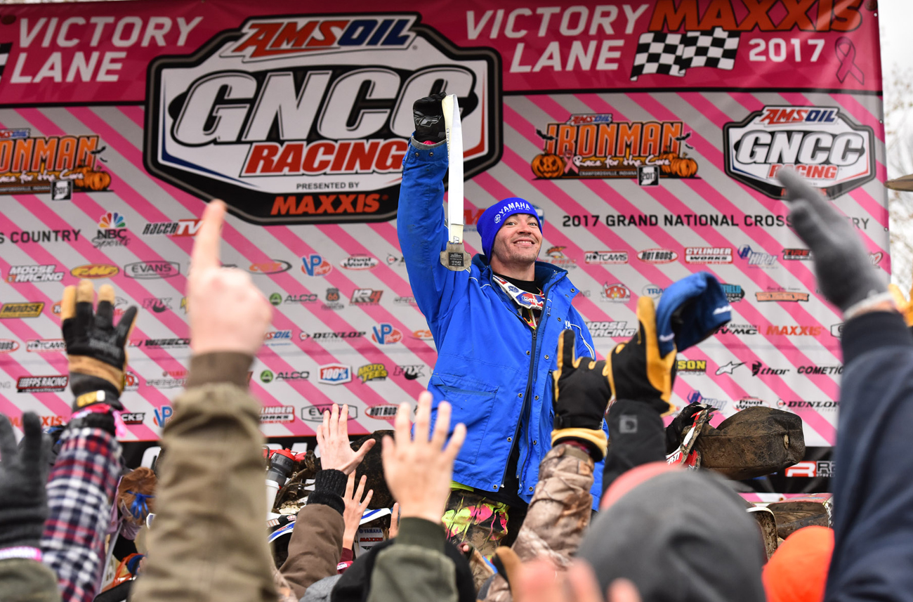 Yamaha ATV & Side-by-Side Racers Continue Domination in 2017 - UTV ...