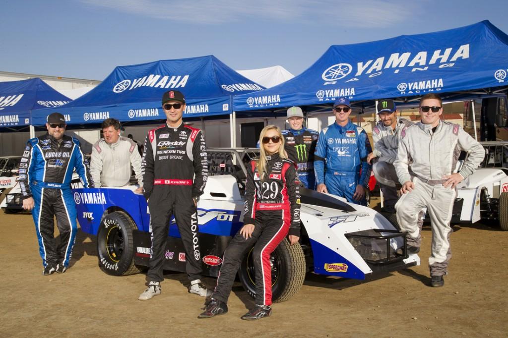 Yamaha R1DT-Drivers