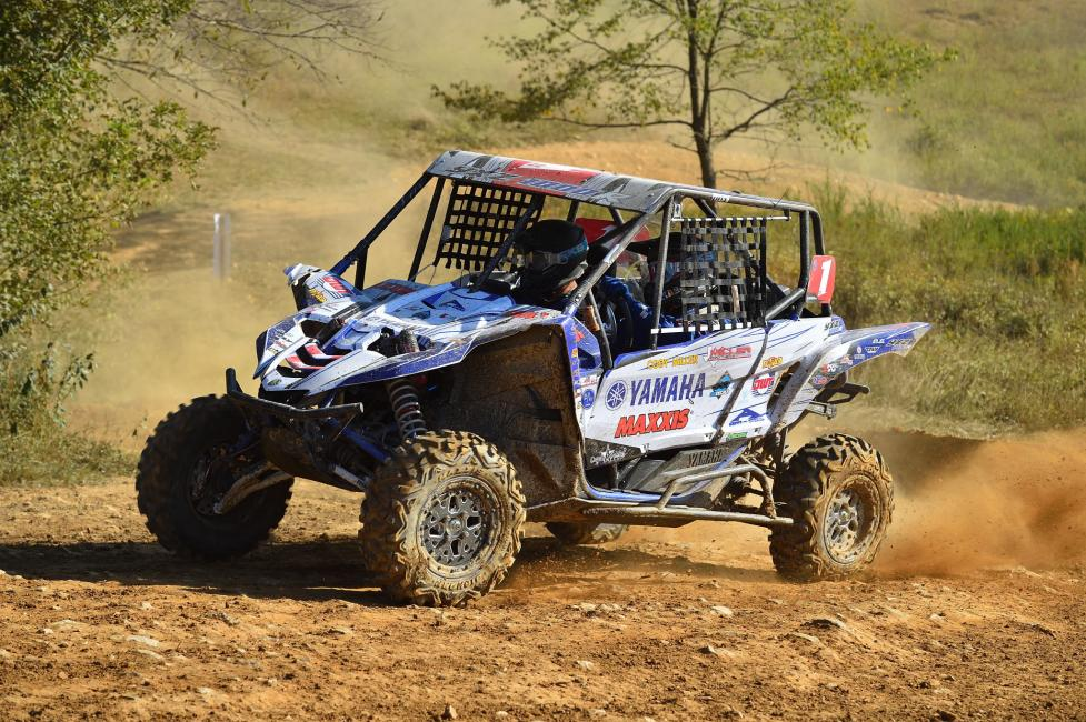 Yamaha will play a vital part in supporting the rapidly growing UTV portion of GNCC Racing. -- photo by Ken Hill