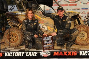 Jule Farr and driver Tim Farr scored their second consecutive XC1 Modified class podium (counting the 2013 Ironman finale), taking second with their JB Off-Road  / Can-Am Maverick 1000R X rs DPS side-by-side vehicle.