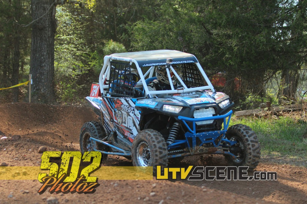 While I'm talking about future features, look for a walk through of Dee Dible's incredible Loud Performance Racertech RZR XPZ machine. It's probably the most breathed-on machine in the GNCC UTV Scene.