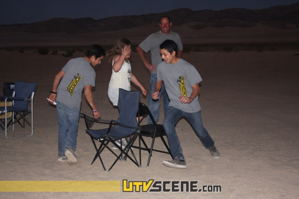 The last game of musical chairs was INTENSE!!