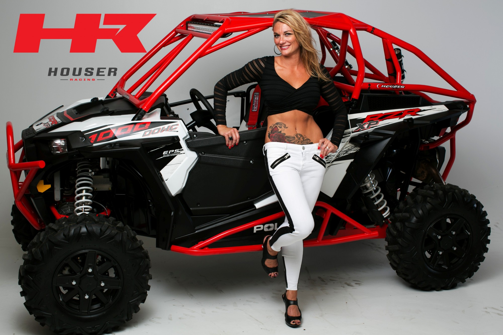 Houser Racing Enters The Sport Utility Terrain Vehicle