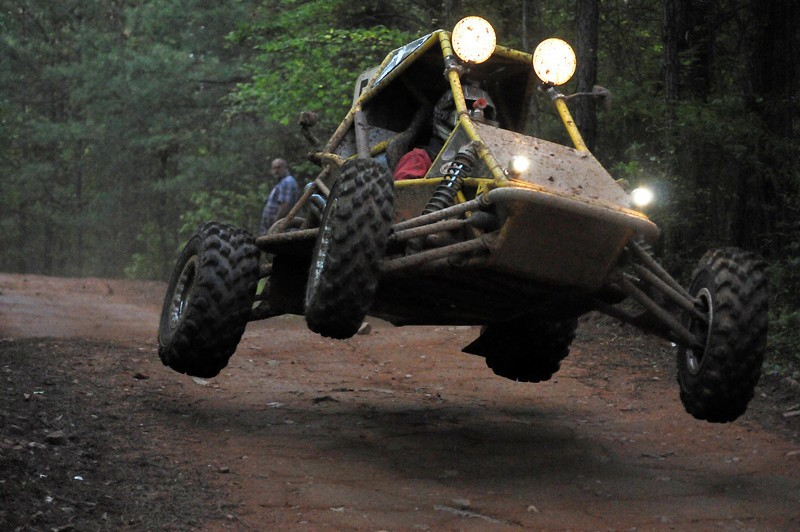 High speed UTV racing at its best