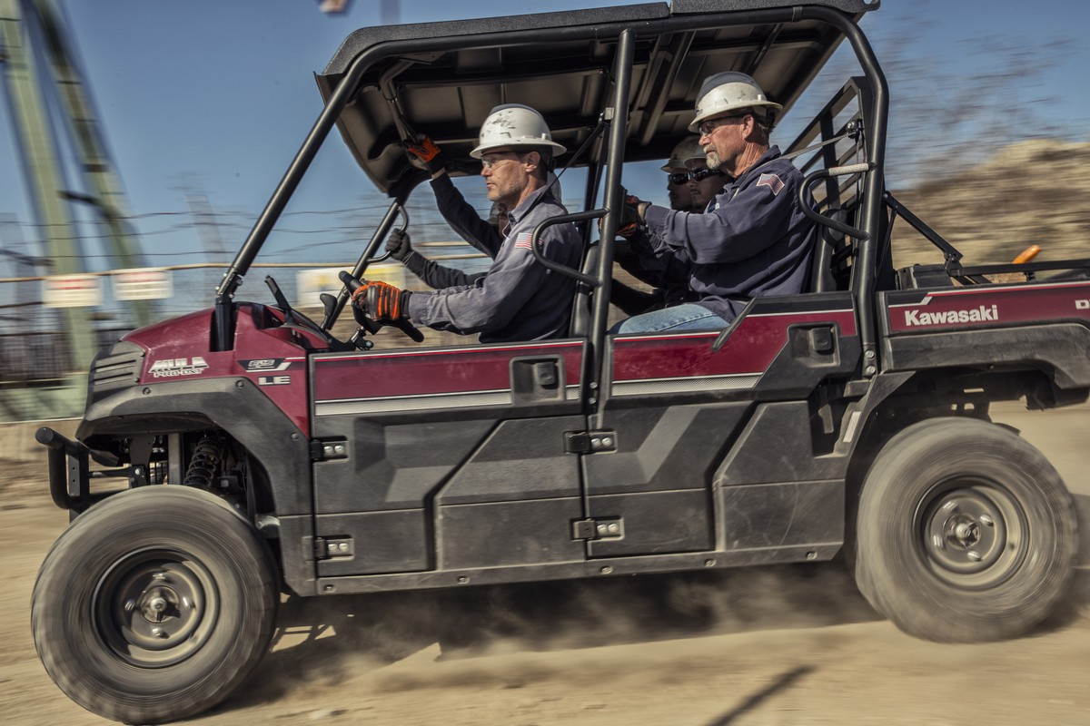 2016 Kawasaki Mule PRO-DX and DXT Review - Page 3 of 4 - UTV Scene Magazine