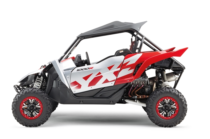 Yamaha Introduces New Yxz1000r And Wolverine Sxs Special Edition Models