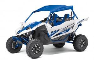 2017 YXZ1000R SS_Team Yamaha Blue - White