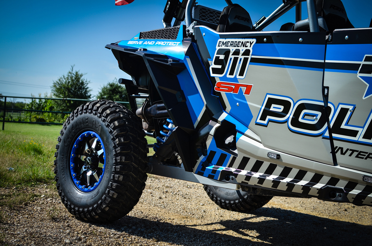Rzr Xp 1000 >> ABF Fabrication Police Interceptor - Polaris RZR XP4 1000 ...
