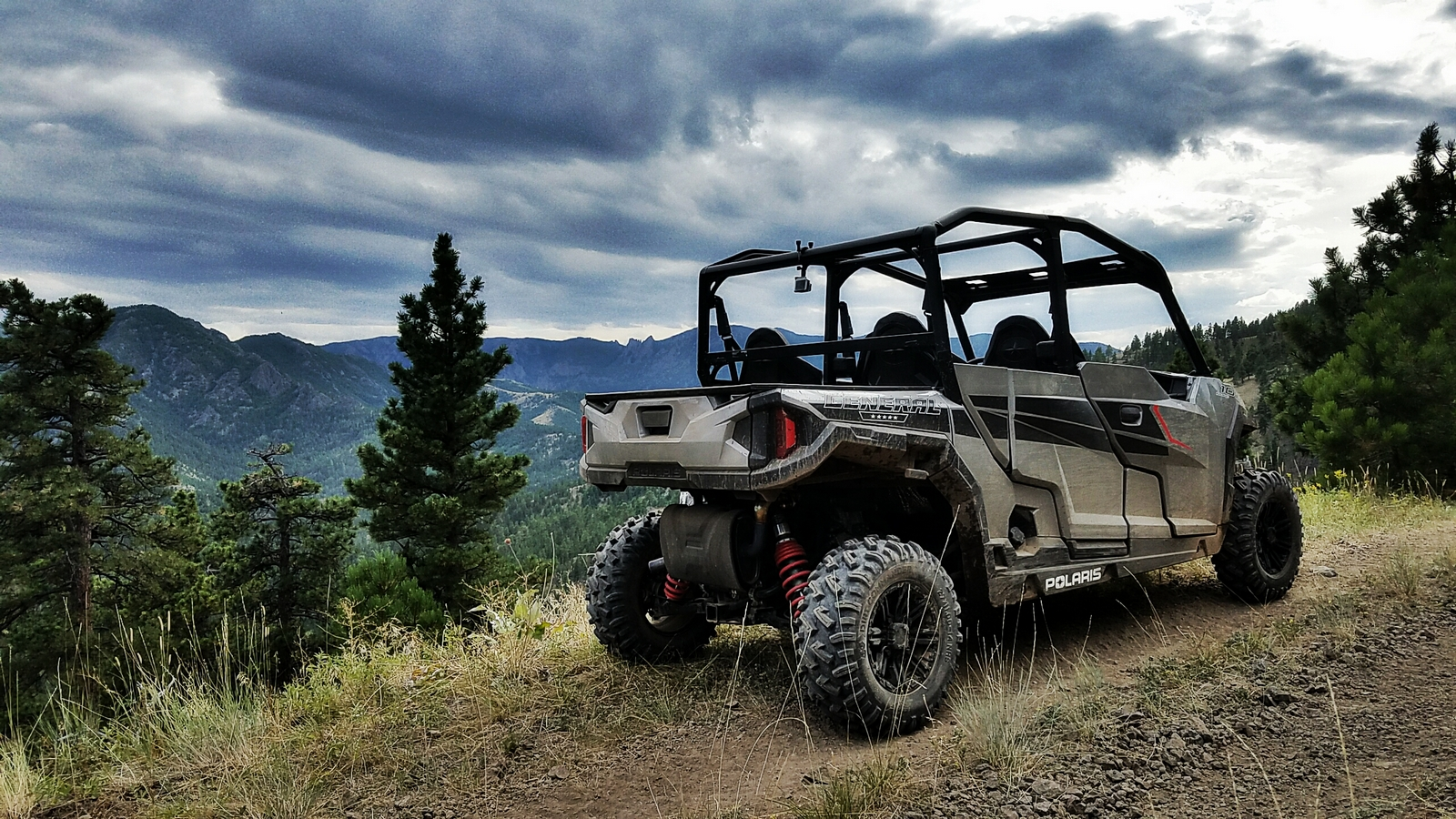 Polaris General 4 1000 EPS Ride Review - UTV Scene Magazine