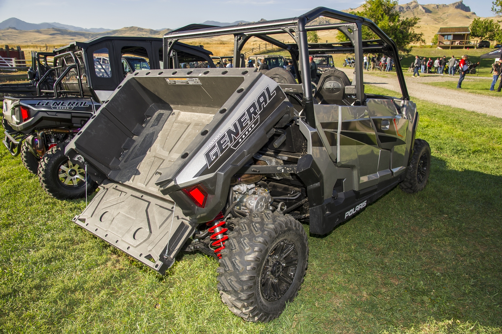 Polaris General 4 1000 Eps Ride Review Utv Scene Magazine