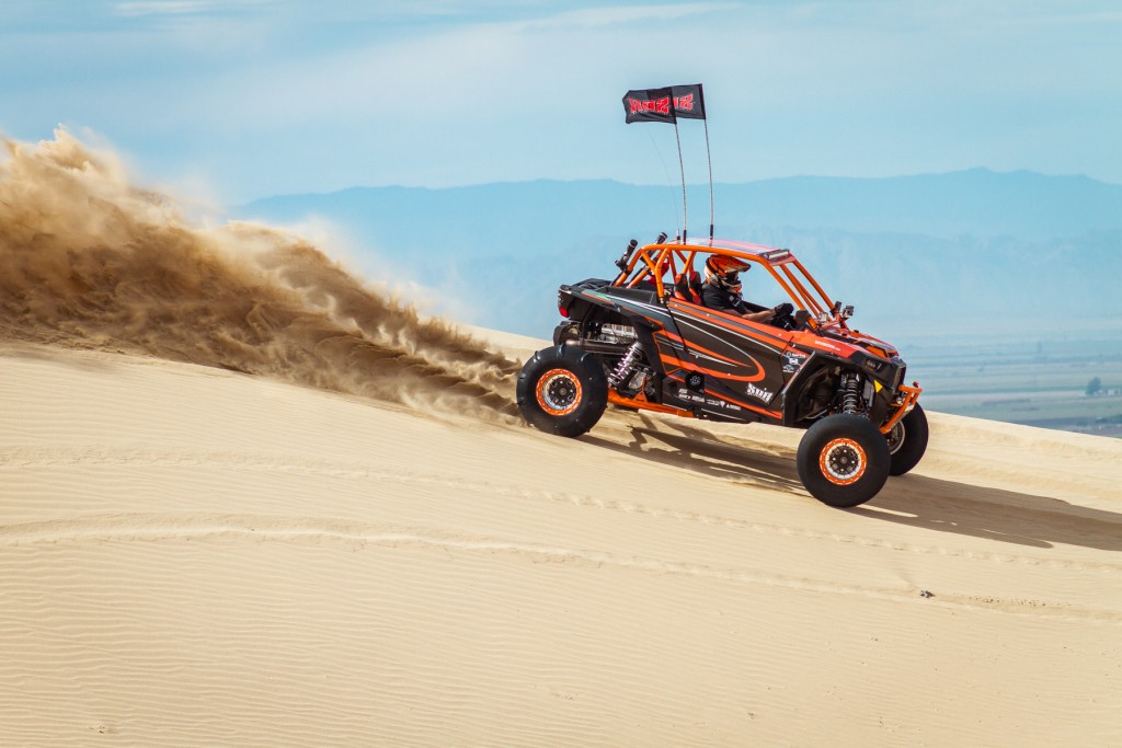 The top notch construction and eye appealing detail of the DWT Sector really set our RZR apart from the crowd.