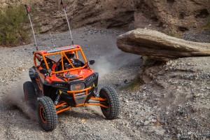The Chicanes provide precise steering and handling at any speed