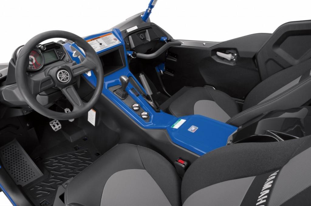 2017 YXZ1000R SS SE_interior