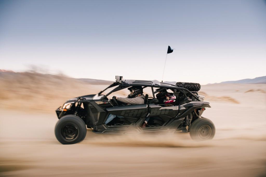 2017 Maverick X3 Max Side By Side Vehicle Utv Scene Magazine