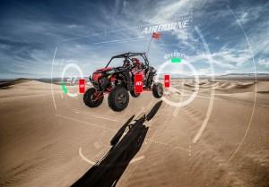 2018 RZR XP Turbo Dynamix Airborne!