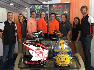 As part of the Yamaha Outdoor Access Initiative (OAI), Yamaha granted $3,500 to Oklahoma State University.