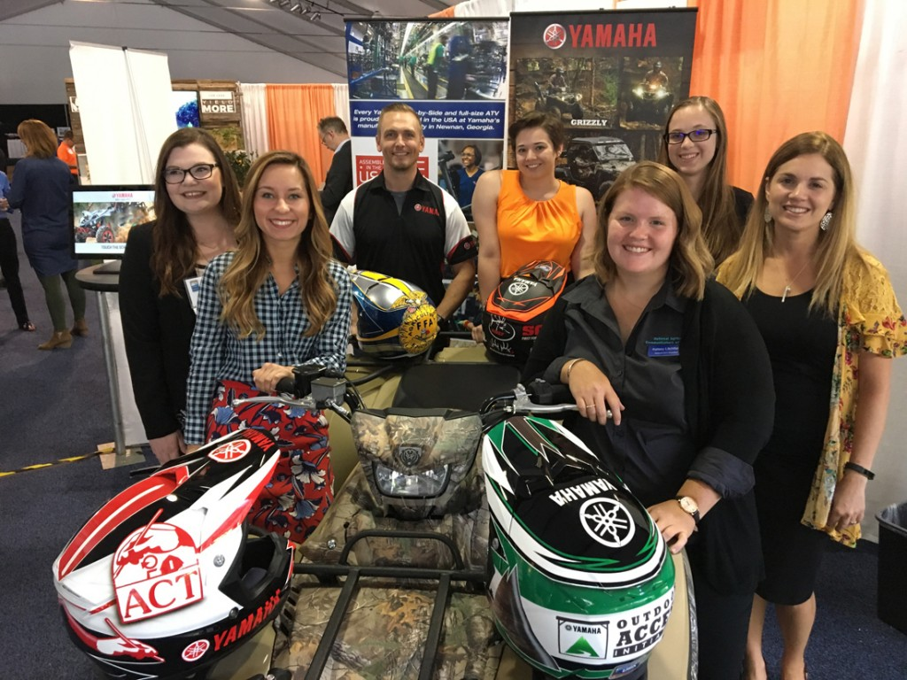 As part of the Yamaha Outdoor Access Initiative (OAI), Yamaha granted $1,000 to University of Illinois Urbana-Champaign.