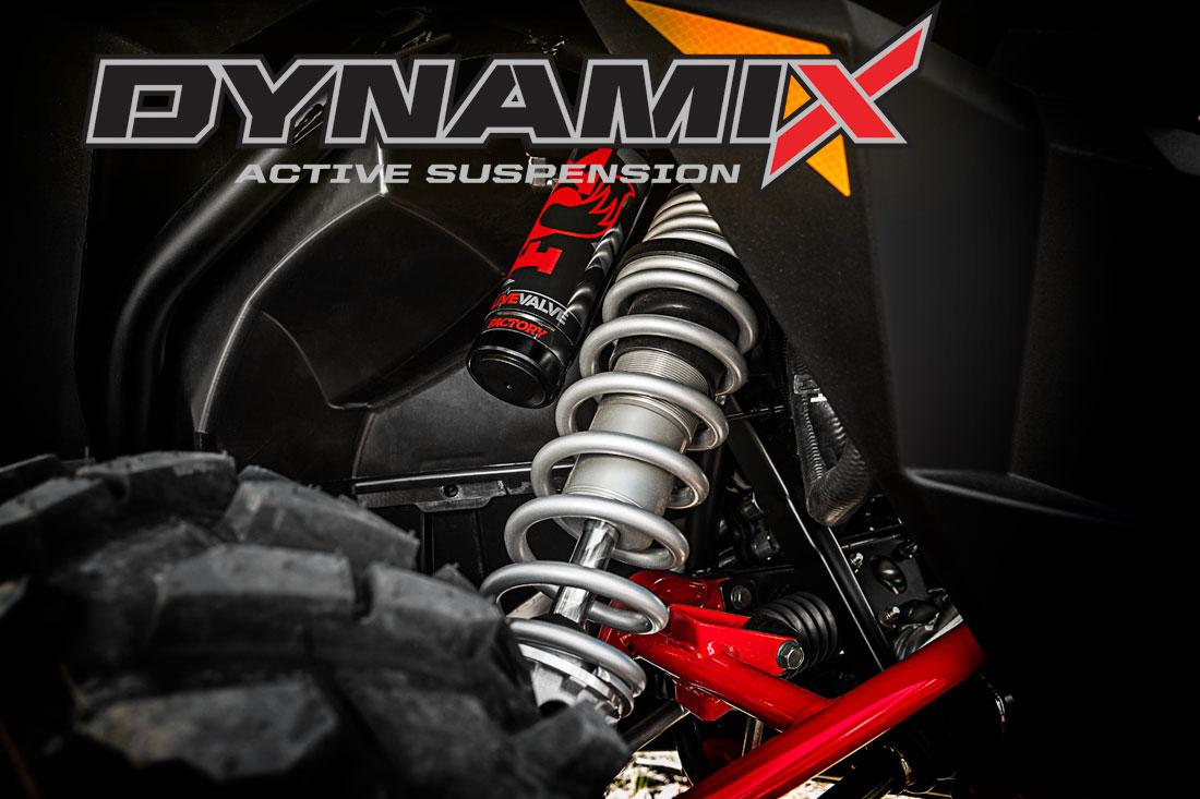 Introducing Polaris RZR DYNAMIX Intelligent Suspension System! - UTV