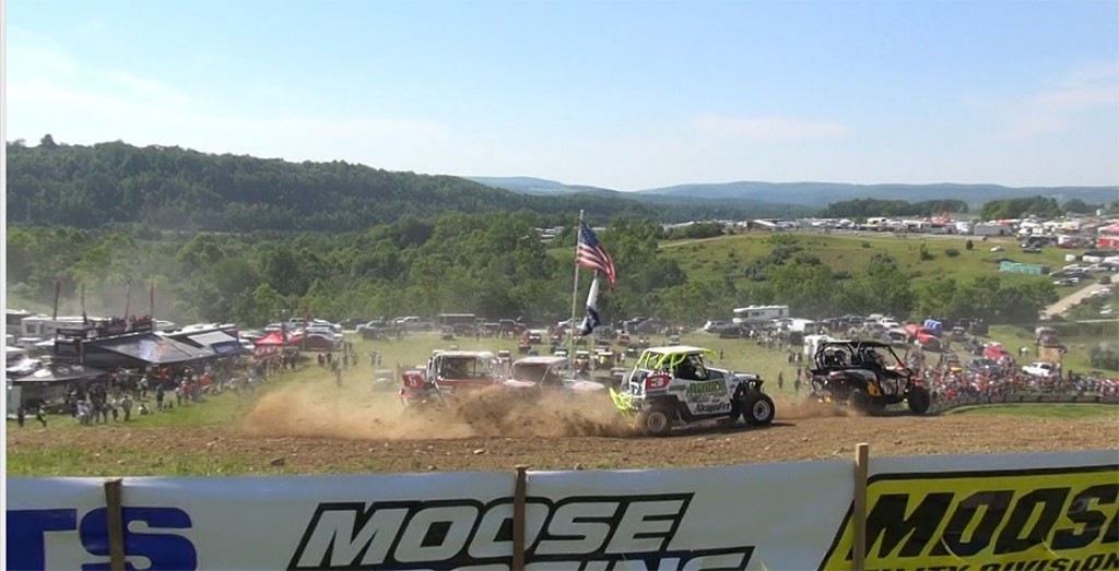 UTV racers don't race in front of as many people as NASCAR drivers, but go to any GNCC event and most will tell you that they don't dare miss the exciting UTV race.